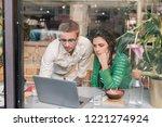 useful webinar. promising...   Shutterstock . vector #1221274924