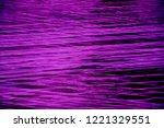 abstract purple canvas texture... | Shutterstock . vector #1221329551
