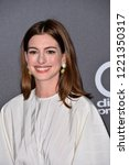 Small photo of LOS ANGELES, CA. November 04, 2018: Anne Hathaway at the 22nd Annual Hollywood Film Awards at the Beverly Hilton Hotel.