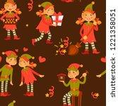 Elf Male And Female Children I...