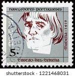 zagreb  croatia   november 1 ... | Shutterstock . vector #1221468031