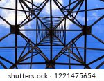 Big Transmission Tower Of High...