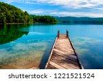 Dock  Summersville Lake ...