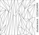 geometric seamless pattern ...   Shutterstock .eps vector #1221614404