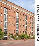 1830s former warehouses turned...   Shutterstock . vector #122179861