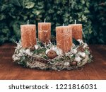 Advent Wreath For The Pre...