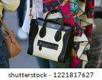 milan  italy   september 23 ...   Shutterstock . vector #1221817627