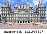 albany  ny  usa   june 22  the... | Shutterstock . vector #1221995527
