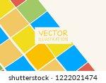 abstract design templates.... | Shutterstock .eps vector #1222021474