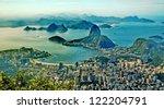 corcovado. rio de janeiro.... | Shutterstock . vector #122204791