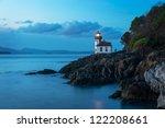 Lime Kiln Lighthouse Located O...