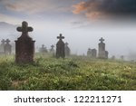 Old Provincial Cemetery On A...