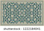 closeup of colorful... | Shutterstock . vector #1222184041
