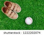 concept encourage children to... | Shutterstock . vector #1222202074