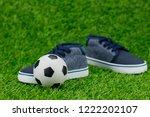 concept encourage children to... | Shutterstock . vector #1222202107