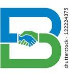 handshake | Shutterstock .eps vector #122224375