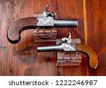small antique english...   Shutterstock . vector #1222246987