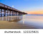 Balboa Pier In Newport Beach ...