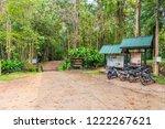 mae hong son   thailand  ... | Shutterstock . vector #1222267621