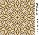 geometric seamless pattern ...   Shutterstock .eps vector #1222278847