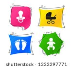baby infants icons. toddler boy ...   Shutterstock .eps vector #1222297771