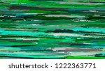 a modern pattern of chaotic... | Shutterstock .eps vector #1222363771