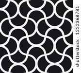 vector seamless pattern.... | Shutterstock .eps vector #1222368781
