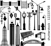 City Objects Great Set