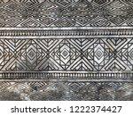 the buddha background | Shutterstock . vector #1222374427