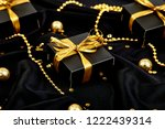 Luxury Black Gift Boxes With...