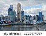 melbourne  australia   august... | Shutterstock . vector #1222474087