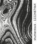 distressed overlay wooden... | Shutterstock .eps vector #1222487464
