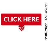 click here sign label. click...   Shutterstock .eps vector #1222509844