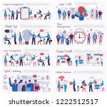 vector illustrations of the... | Shutterstock .eps vector #1222512517