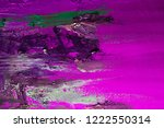 hand drawn oil painting.... | Shutterstock . vector #1222550314
