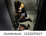 milan   italy november 6 2018   ... | Shutterstock . vector #1222655617