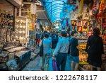 stanley  hong kong   nov 04... | Shutterstock . vector #1222678117