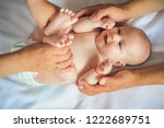 because care begins in family.... | Shutterstock . vector #1222689751