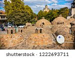 tbilisi  georgia   november... | Shutterstock . vector #1222693711