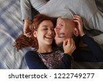 over head portrait of a... | Shutterstock . vector #1222749277