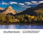 september 18  2018   colorado ... | Shutterstock . vector #1223020267