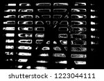 abstract background. monochrome ... | Shutterstock . vector #1223044111