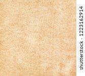 old paper texture. vintage... | Shutterstock . vector #1223162914