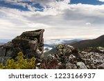 beautiful autumn in the...   Shutterstock . vector #1223166937