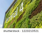 singapore   june 16  2018  ... | Shutterstock . vector #1223213521