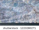 arctic glacier   franz josef... | Shutterstock . vector #1223280271