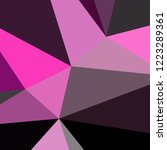 abstract background multicolor... | Shutterstock . vector #1223289361