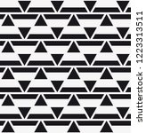 vector seamless pattern. modern ... | Shutterstock .eps vector #1223313511