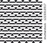 vector seamless pattern. modern ... | Shutterstock .eps vector #1223313517