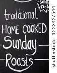 Home Cooked Sunday Roasts...